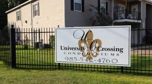 University Crossing